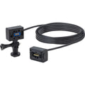 Zoom ECM-3 Extension Cable with Action Camera Mount (19.7')