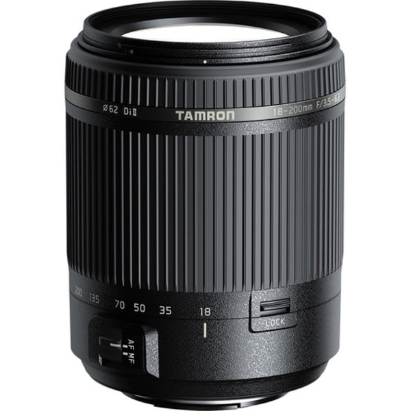 Tamron 18-200mm f/3.5-6.3 Di II Lens for Sony A