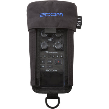 Zoom PCH-6 Protective Case for H6 Handy Recorder