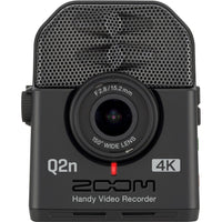 Zoom Q2n-4K Ultra High Definition Handy Video Recorder