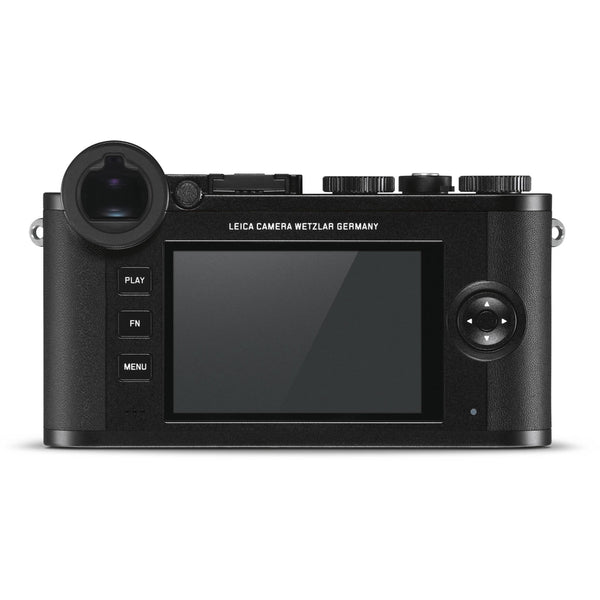 Leica CL Mirrorless Digital Camera - Body Only, Black