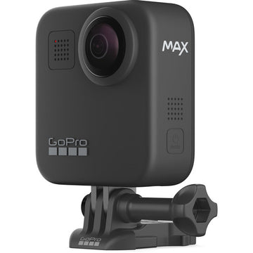 GoPro MAX 360 Action Camera w/ GoPro Tripod Mounts with Mini Tripod and 32GB Memory Card