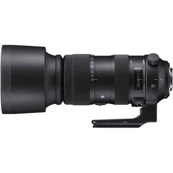 Sigma 60-600mm f/4.5-6.3 Sports DG OS HSM Lens for Canon EF Mount