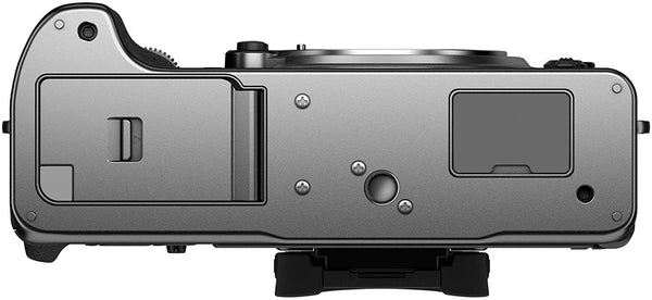 Fujifilm X-T4 Mirrorrless Digital Camera w/ 18-55mm (Silver)
