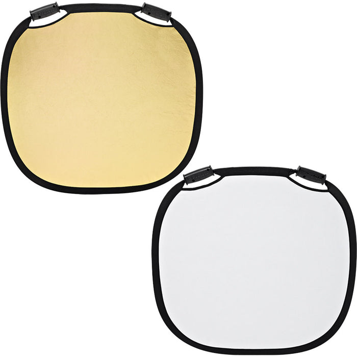 Profoto Collapsible Reflector - Gold/White - 33""