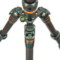 3 Legged Thing Legends Ray Carbon Fiber Tripod (Gray)