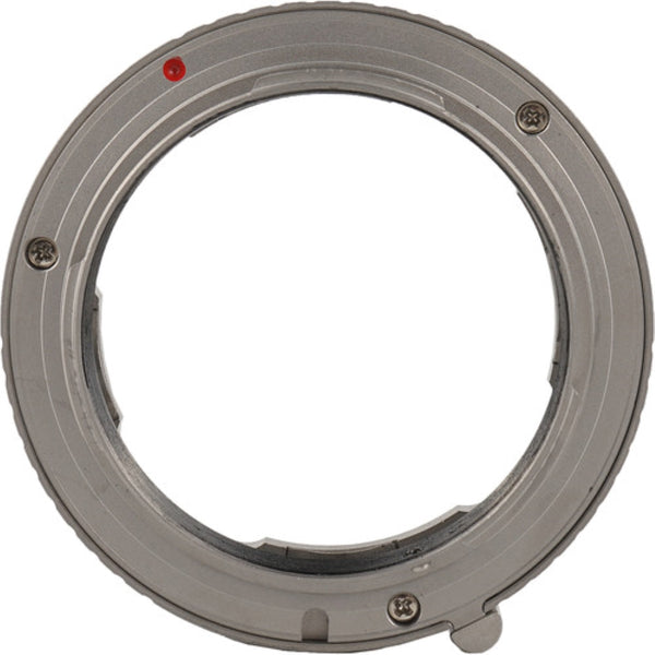 7artisans Photoelectric Transfer Ring for Leica-M Mount Lens to Sony E-Mount Camera - Titanium