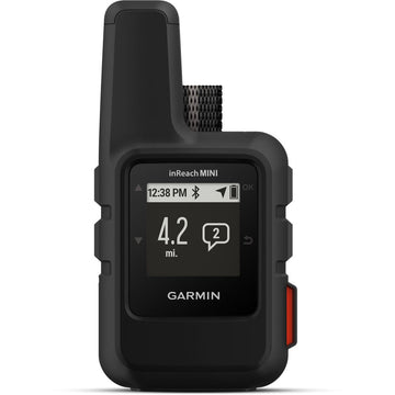 Garmin inReach Mini Satellite Communicator (Black) (Satellite Subscription Required)