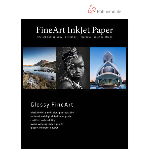 Hahnemuhle FineArt Pearl Paper 285 gsm | 11 x 17 - 25 Sheets