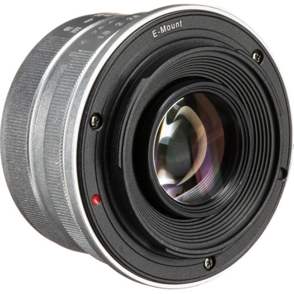 7artisans Photoelectric 25mm f/1.8 Lens for Sony E - Silver