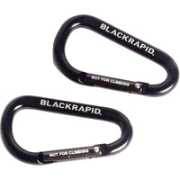 BlackRapid Carabiners - Set of 2, Black