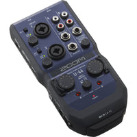 Zoom U-44 Handy 4-In/4-Out Audio Interface