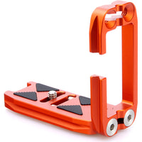 3 Legged Thing Ellie C Universal L-Bracket (Copper Orange)