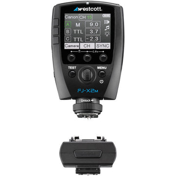 Westcott FJ-X2m Universal Flash Trigger for FJ400 Strobe with Sony Adapter