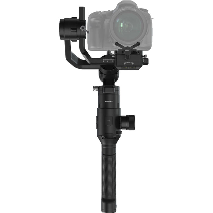 DJI Ronin-S Three-Axis Motorized Gimbal Stabilizer