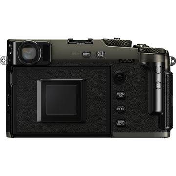 Fujifilm X-Pro3 Mirrorless Digital Camera (Body Only, Dura Black) with 64GB Extreme SD Card, DSLR Gadget Bag, Flexible Tripod, Hand Strap, Cleaning Kit