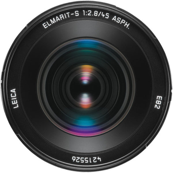 Leica Elmarit-S 45mm f/2.8 ASPH CS Lens