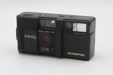 USED OLYMPUS INFINITY CAMERA - USED VERY GOOD
