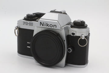 Used Nikon FG-20 Used Very Good