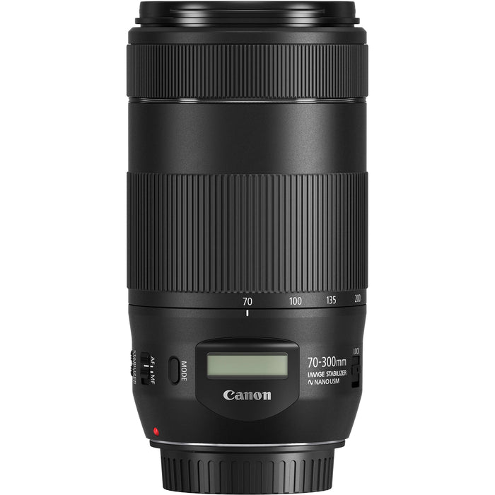 Canon EF 70-300mm IS II U