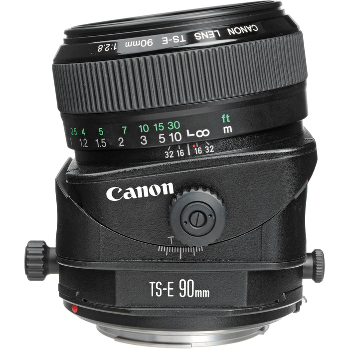 Canon TS-E 90mm f/2.8 Tilt-Shift Lens