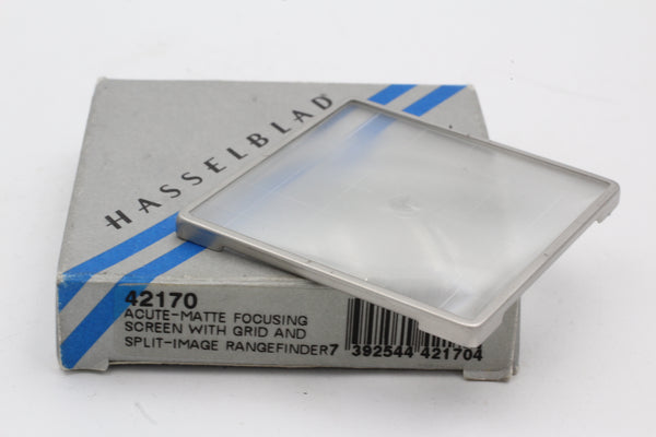 Used Hasselblad Acute Matte Focus Screen All Types