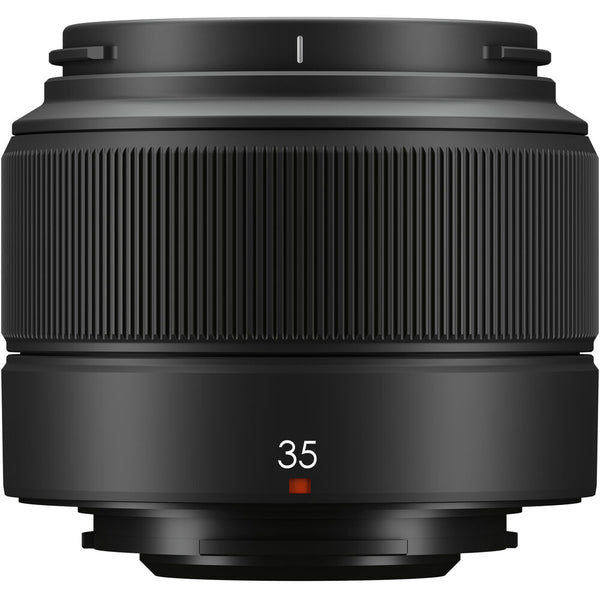 Fujifilm XC 35mm f/2 - Black