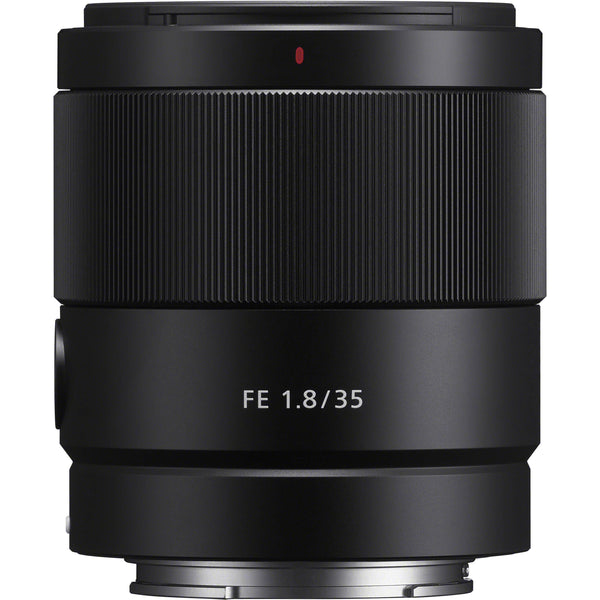 Sony FE 35mm f/1.8 Lens - Full Frame