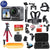 DJI Osmo Action 4K Camera with 38-in-1 Action Bundle