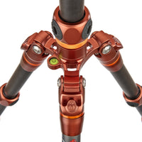 3 Legged Thing Legends Ray Carbon Fiber Tripod (Bronze)