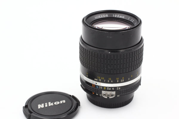 Nikon 105mm f2.5 AIS Used Very Good