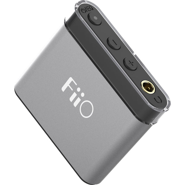FiiO A1 Portable Headphone Amplifier - Silver