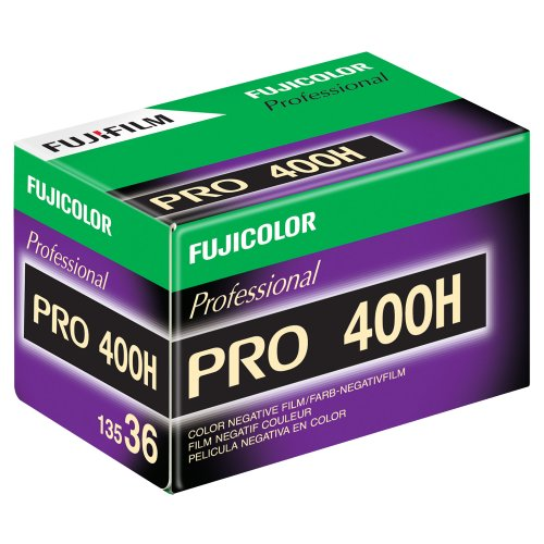 Fujifilm PRO 400H 35mm Color Negative Film 36 Exposures - Single Roll