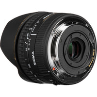 Sigma 15mm f/2.8 EX DG Diagonal Fish-Eye Lens for Canon EF Mount