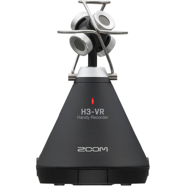 Zoom H3-VR Handy Recorder with Built-In Ambisonics Microphone Array