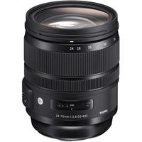 Sigma 24-105mm f/4.0 Art DG OS HSM Lens for Nikon F Mount