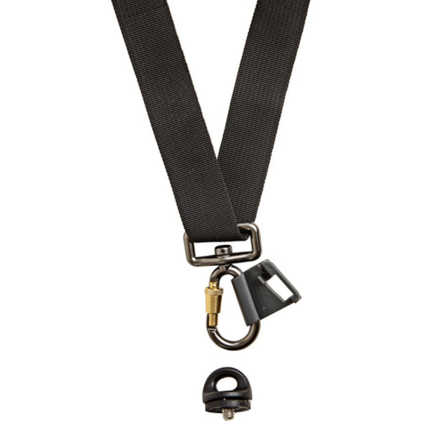 BlackRapid Delta Camera Sling Strap - Black