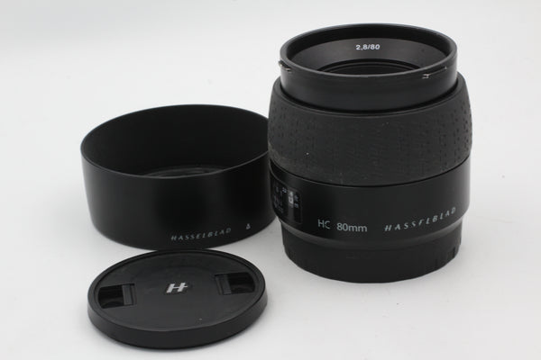 Used Hasselblad HC 80mm f2.8 Used Very Good