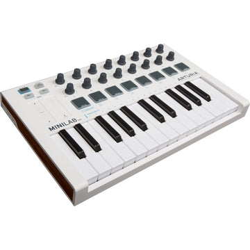 Arturia KeyLab Essential 61 - Universal 61-Key MIDI Controller and Software