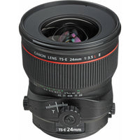 Canon TS-E 24mm f/3.5L II Tilt-Shift