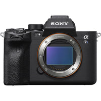 Sony Alpha a7S III Mirrorless Digital Camera (Body) with Sony FE 28-70mm f/3.5-5.6 OSS Lens + Sony 64GB SF-G Tough UHS-II SDXC Memory Card + Extra Battery + SD Reader + Cleaning Kit + Camera Bag & Recovery Software