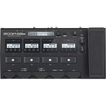 Zoom G5N Guitar Effects Console