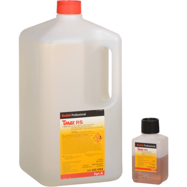 Kodak Professional T-Max RS Black & White Film Developer & Replenisher | Liquid - To Make 50 Liters