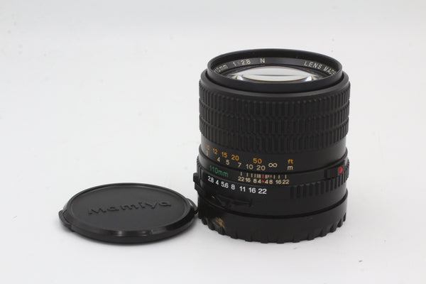 Used Mamiya 645 110mm f2.8 N Used Very Good