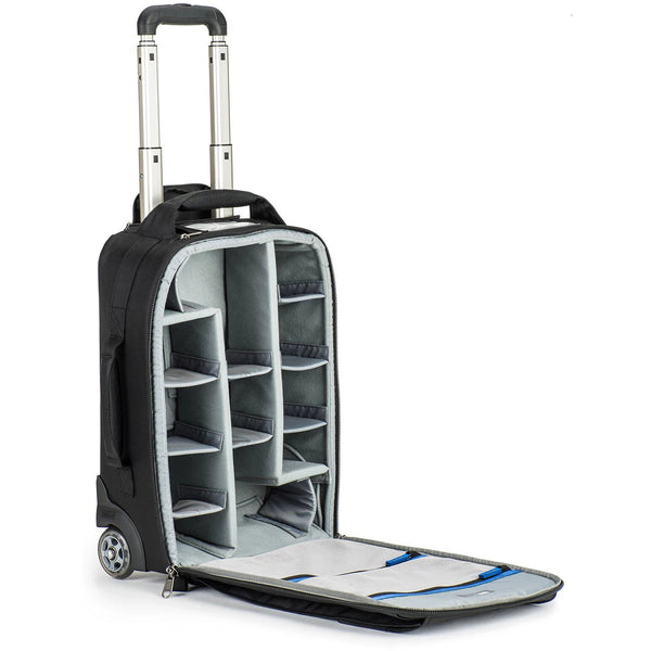 Think Tank Airport Advantage Roller Carry-On- Graphite