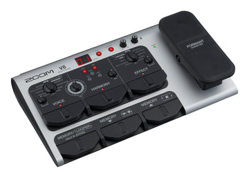 Zoom V6 Vocal Effects Processor