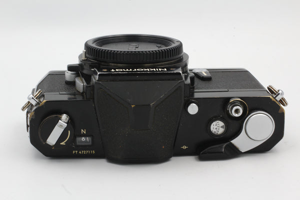 Nikkormat FTN Used Very Good