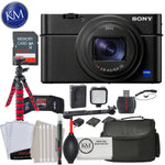 Sony Cyber-shot DSC-RX100 VII Digital Camera w/ 32GB Memory and Striker Advanced Bundle