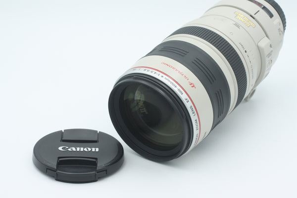 Used Canon EF 100-400mm f4.5-5.6L IS Used Very Good