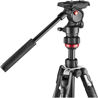 Manfrotto Befree Live Aluminum Lever-Lock Tripod Kit with Case